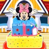 Ladies, we have a brand new Poshdressup game for you! It's a lovely cooking game and I am sure you will like it! This amazing game is called Minnie Mouse Surprise Cake and in this game you have to cook a delicious surprise cake in the shape of one of my favorite cartoon characters: Minnie Mouse! I am sure he is one of your favorite as well. This tasty cake you can share with your family and friends and you can surprise them with the sweet taste of the cake. Have a really amazing time playing our brand new cooking game called Minnie Mouse Surprise Cake and learning how to prepare this delicious recipe!