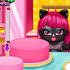 Catty Noir and Catrine DeMew are in the mood to play and who could better spend the day with them than a playful babysitter who is crazy in love with all these tiny Monster High characters? Join them in getting the game started and first of all, select your favorite toddler and then move to the next page of the game to discover the challenge they have prepared for you. Oh my… is your baby in the mood for a cake decoration session? And maybe there will be enough energy left for a dress up session as well! Complete all the given tasks to find out! Good luck and have fun!