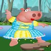 Help the Hippos to look good and beautiful. Select the best dresses for them wh
