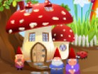 Enter the fantastic forest of gnomes and have a great time playing a new decora