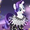 The My Little Pony characters are getting ready for a Ponyville Halloween Party! Dress them up in the best costumes get them ready for the party!