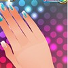 Polka dots clothing is very popular. This girl wants to match her nails with her beautiful polka dot dress. Can you help her out? You have the best nail studio in town so she knows you'll create the most perfect polka dot nail art. First give the nails a full cleanup and then select some lovely polka dot gradients, color marbles, nail tips and jewelry. Have fun!