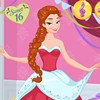 Beautiful Anna Frozen is turning sixteen and sh...