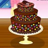 Girls, lets make a delicious chocolate cake for our friends. This cake can be also made at weddings and you can decorate how you like it. First make sure you have the right goodies to decorate the cake then start the process of baking the bases. If your cake looks good then you can start your own bakery shop. Make wedding cakes with love for all the brides to be. Gain experience by playing this game. Enjoy this useful game and finish your cake!