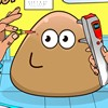 Pou will need his eyesight fixed in this Pou e...