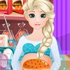 Pregnant Elsa has decided to prepare burger. She wants your help to purchase fo