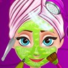 Princess Anna Beach Spa is a new facial makeover game for girls to play online.