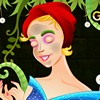 As you know that Princess Aurora was brought up in a forest by the fairies, she