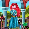 Princess Merida is not the kind of princess you would think of; rather she is v