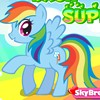 Rainbow Dash is ready for a daring adventure! S...