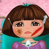 This educational new Enjoydressup game will show you how to give first aid in c