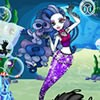 Sirena is a super cool ghoul that attends Monst...