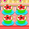 Play our cooking game and cook delicious Sweet Poppy Cupcakes.