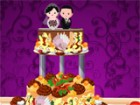 You are in the cake business and you have an order for a huge wedding cake. Mak