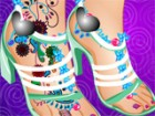 As a pedicure expert people come to you to get good looks for their feet. Here�