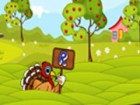 Play this fun Alphabet Carnival Game, by trying to shoot the turkey down with t