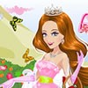 Autumn Princess princess must be a beautiful and pretty girl!And dresses should