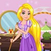 Rapunzel wants to sneak out and date with Flynn. She has to get dressed and prepared before Mother Gothel finds out. Could you help her finish all these tasks? If she gets caught by Mother Gothel, she won't be able to meet with Flynn. So Hurry up! Have fun!