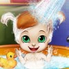 Get your cute little baby ready for bed in this wonderful simulation game.