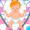 Hey there, welcome to a new baby caring game! It is so easy to take care of ba
