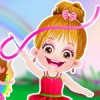 Baby Hazel is a ballerina at fairyland. You must help baby hazel to complete he