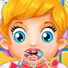 Nowadays babies have also teeth problems because they love to eat sweets and ca