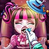 In Baby Monster Real Dentist you must play the role of the doctor and treat the