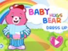Here is your favorite Baby Hugs Bear! Beautify  the little Baby Hugs Bear with