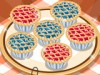 In this cooking game lets learn how to prepare some yummy cupcakes and decorate