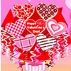 Whip up some delicious Valentines Day Cookies f...