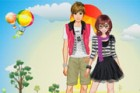 Laura and Jack will take a flight together in a hot air balloon. It is a perfec