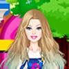 Go hipster with Barbie and dress her up in modern street casual clothes shoes a