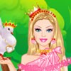 Get inspired from Barbie's romantic princess wa...