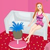 You know what girls? The style icon Barbie has bought a new apartment in Log An