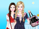 Go with Barbie Back to School and dress her up in stylish and elegant school ou