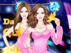 Dress Barbie for her famous dance contest and help her become the dancing queen