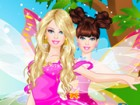Discover Barbie as you have never seen her before, as a fantastic butterfly fai