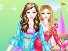 Check out Barbie Princess Dresses dress up game and discover the fab designer p