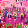 Find hidden objects on barbies birthday party and make her party more fun!