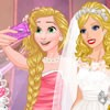Barbie is getting married and she is invited he...