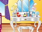 Use your skills as a decorator to beautify this dressing table turning it into