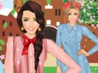 Enjoy your school days and look fashionable! This game will inspire you how to