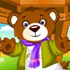 Join Robin bear in his newest dress up adventure in the Enchanted Forest and he