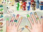 Play online beautiful nails game.