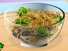 Learn how to cook the delicious meal Beef Noodle Bowl today!  This dish is a he