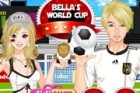 Bella and her husband are going to World Cup 2010 to South Africa. They want to