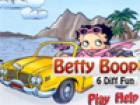 Betty Boop wants to adventure trip, but she stuck in the park which parks that'