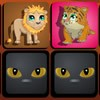 Play our cool memory game and match all the cute big cats. Have fun by playing