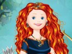 Determined to make their own way in life, Princess Merida defies custom brings