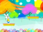 Help the bunny to collect all the eggs and reach the end of each level. There a
